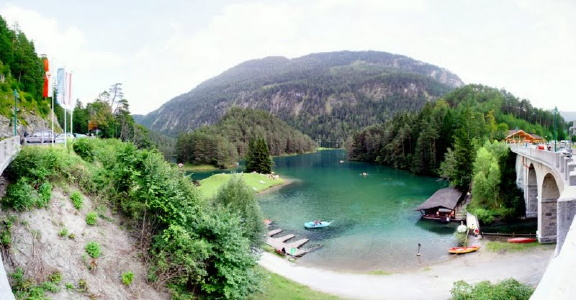 Lake it - Fernsteinsee